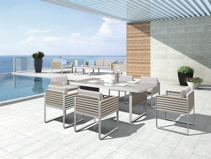 Muebles para disfrutar del aire libre