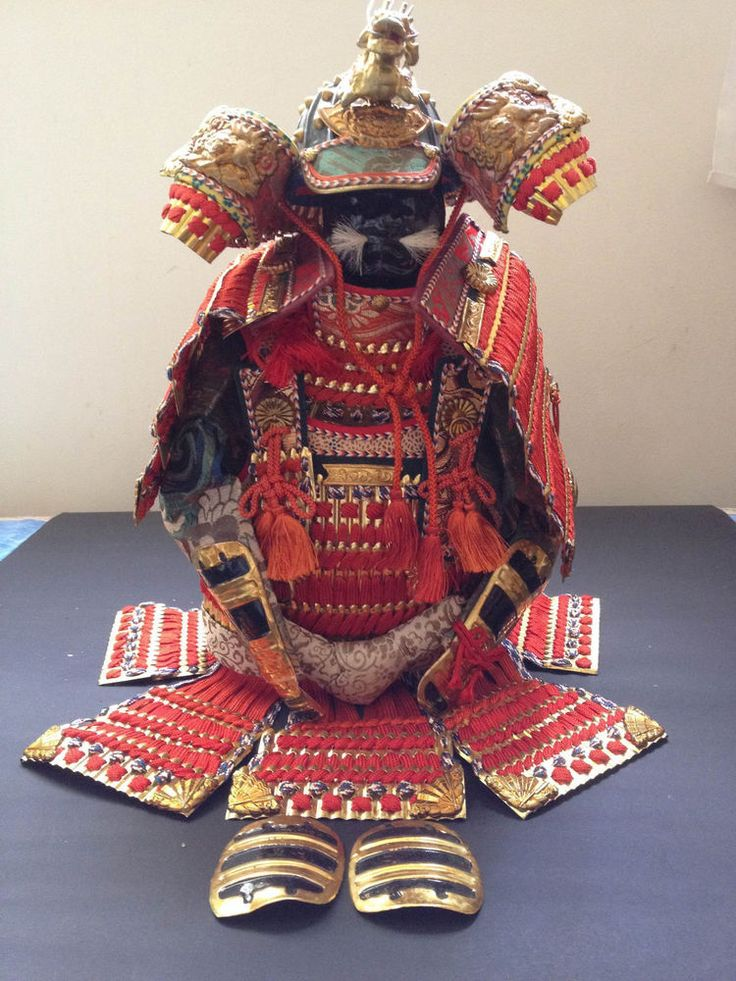 Samurai Armor Model