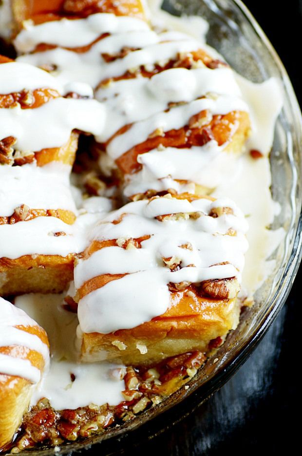 Melt-in-Your-Mouth EASY Sticky Buns! Have a delicious treat on the table any morning.