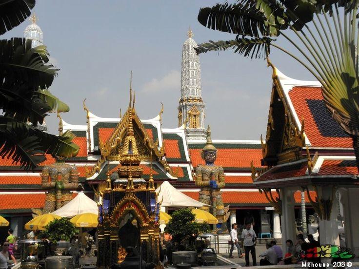 Palacio Real @ Bangkok, Thailand ... - Mkhouse 2013 @ Bangkok, Thailand ... - Mkhouse 2013