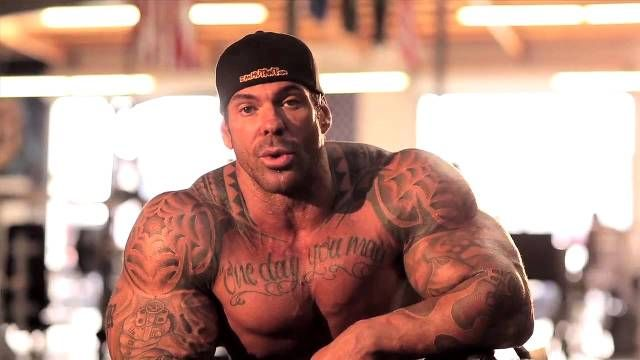 Rich piana net worth – How much money Rich Piana is worth and Source of Income.