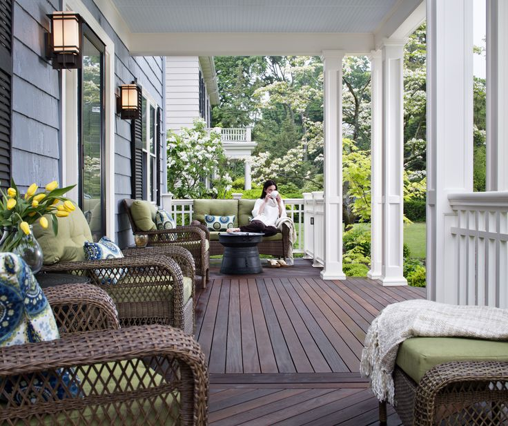 17 Great Small Porch Design Ideas: 17 Best Ideas About Covered Front Porches On Pinterest