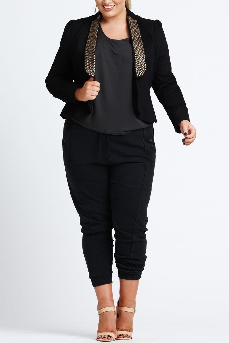 BASIC Panelled Joggers - The Basic Panelled Joggers are a stylish yet relaxed pant that are a perfect every day garment.
