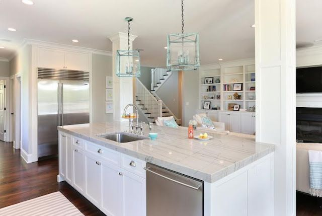 Support Columns In Kitchen Island White Colors Ideas With Best