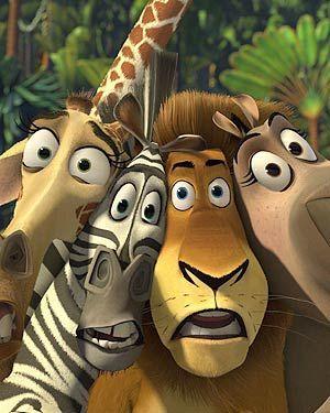 The crazy freaks of Madagascar