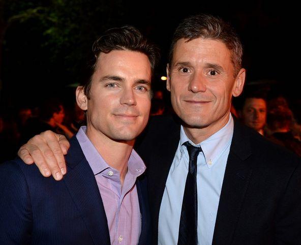 Matt Bomer & Simon Halls