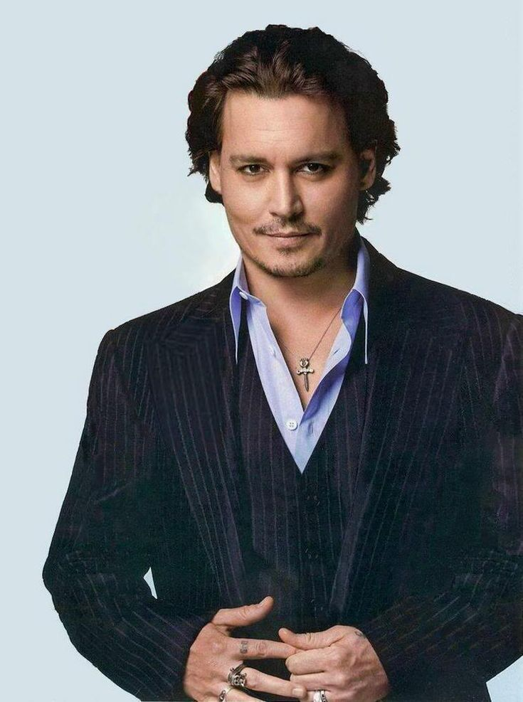 Johnny Depp - his unique and versatile acting skills are what make him one of my favorite actors.