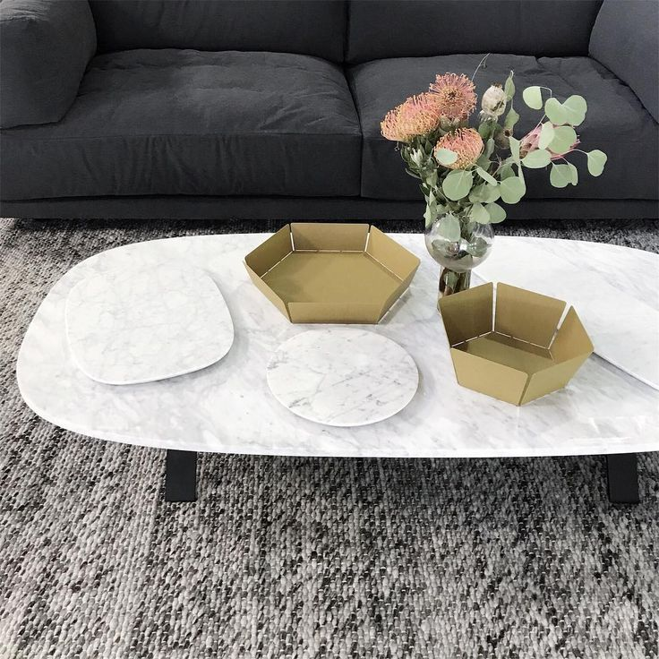 Sunday Sofa Coffee Table Delicious Trays 2D3D