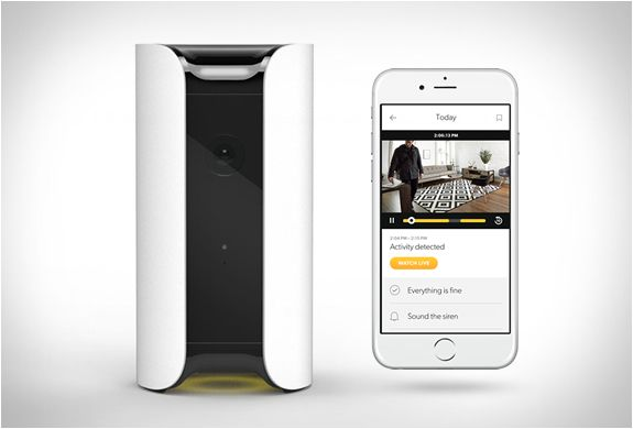 CANARY HOME SECURITY SYSTEM
