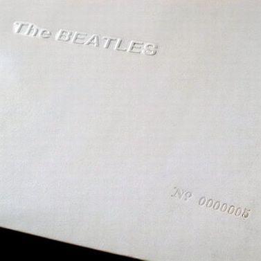 White Album, The Beatles, 10000 фунтов стерлингов, 1968 г.
