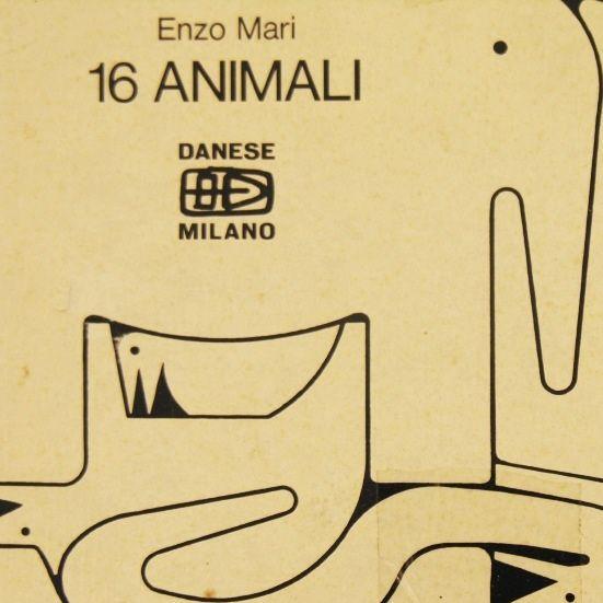 16 ANIMALI - ENZO MARI