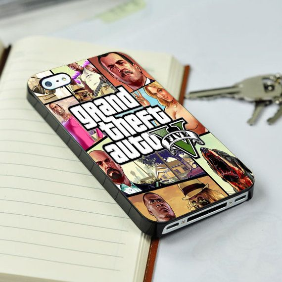 gta 5 grend theft auto case for iphone 44s and iphone 5