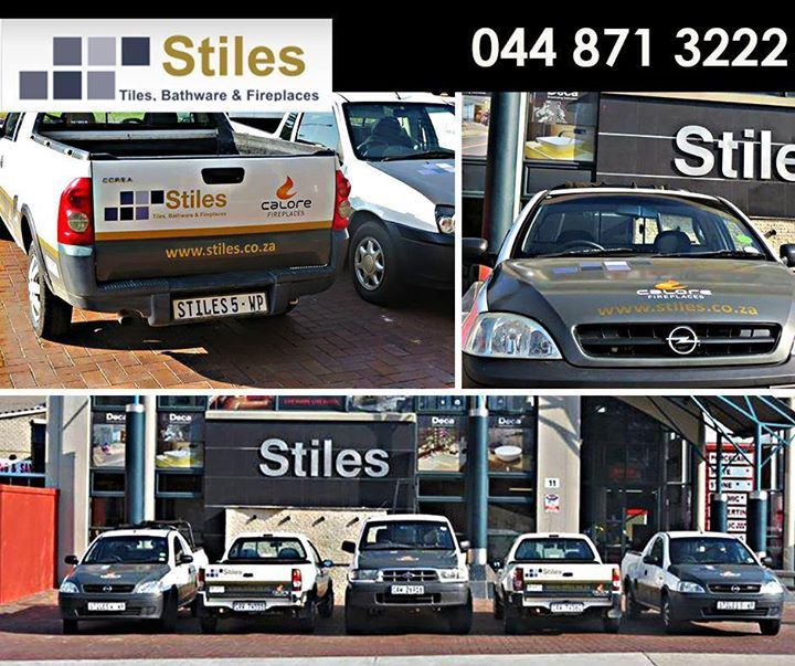#TeamStiles will gladly deliver your purchases directly to your building site or home to ensure a safe and timely delivery. Call us on 044 871 3222 for more information. #Lifestyle #Services