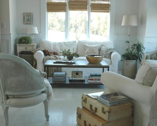 Eclectic Living Room French Country Design Pictures Remodel Decor And Ideas