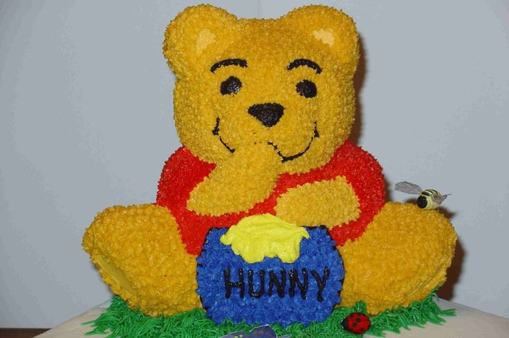 Wilton Winnie The Pooh D Stand Up Cake Pan