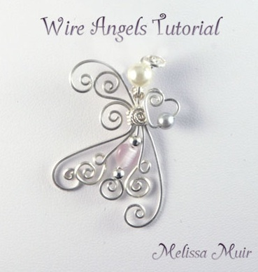 Quilled with wire