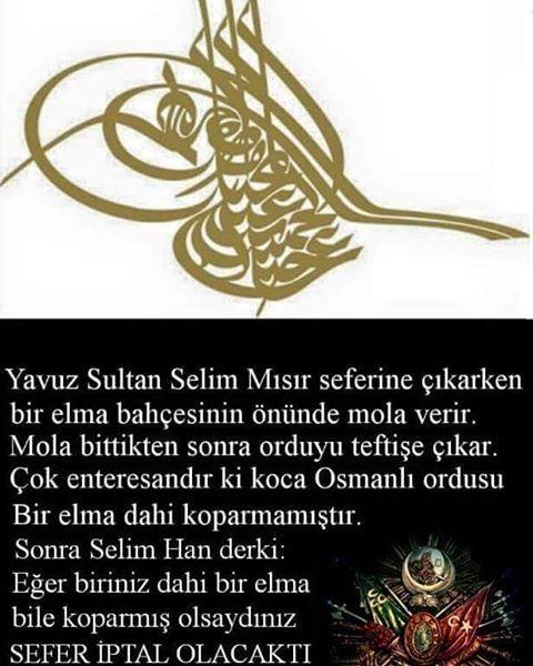 Osmanlı böyle ordular sayesinde osmanlı olmuştu