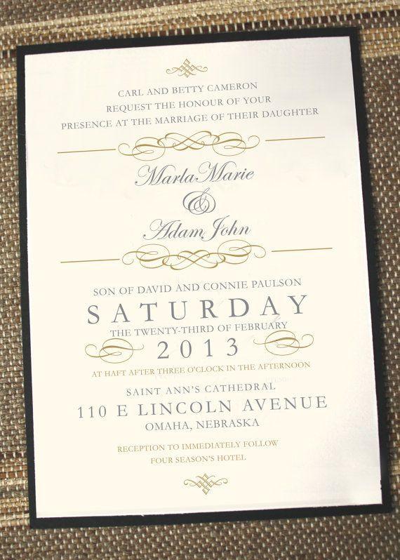 61 Best Wedding Invitation Embellishments Images On Pinterest | Stationery,  Marriage And Invitations