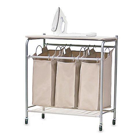 Best 25+ Laundry Sorter Hamper Ideas On Pinterest | Master Bed Room Ideas, Laundry  Sorting And Laundry Room Folding Table