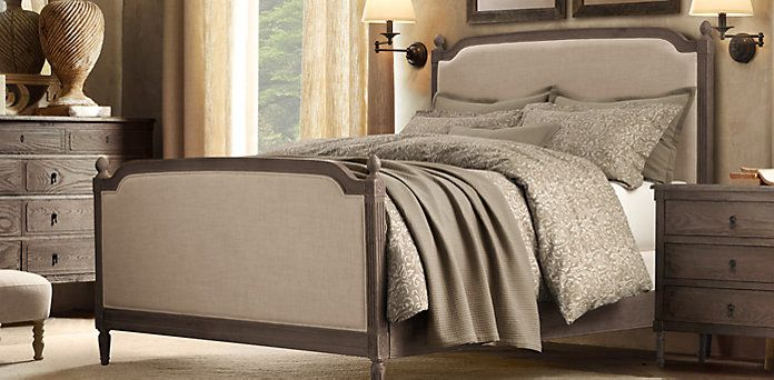 Best Restoration Hardware Bedroom Furniture Photos - Decorating ...