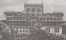 The Ottoman Bank was founded in 1856 in Istanbul; in August 1896, the bank was captured by members of the Armenian Revolutionary Federation.