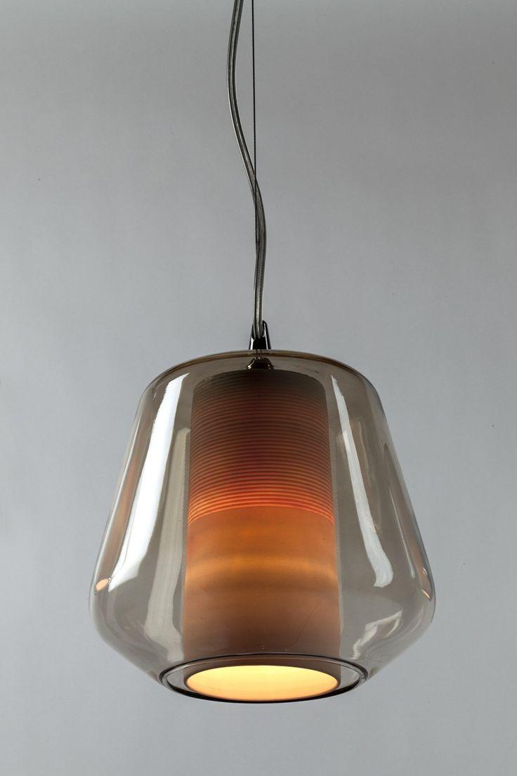 ETICA Pendant lamp by ILIDE italian light design design Daniele Gualeni