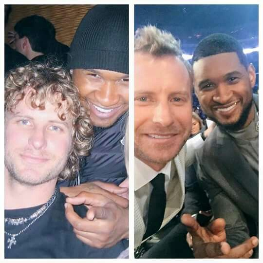 Dierks Bentley & Usher