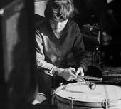 Maureen Tucker, drummer for the Velvet Underground
