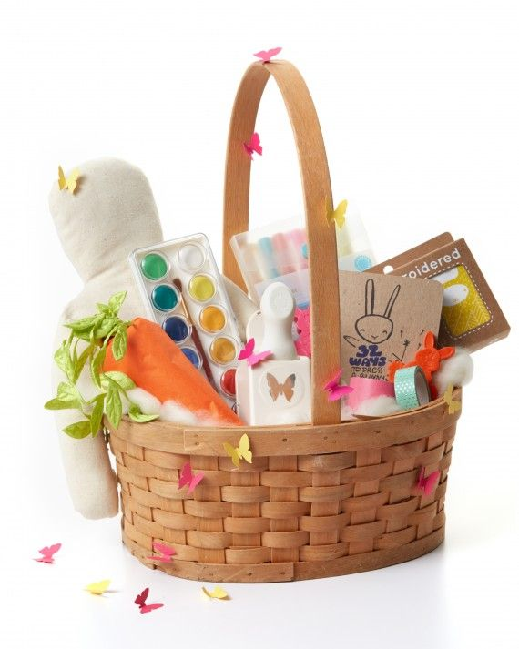 30 best easter basket ideas images on pinterest easter baskets 11 creative and colorful easter basket ideas for girls negle Image collections