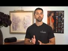 Shoulder tendonitis is an inflammation of the shoulder joint which is usually accompanied with pain. Find out about chest workouts that you can do with shoulder tendonitis with help from an experienced fitness professional in this free video clip.