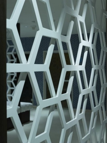 screen dividers / details