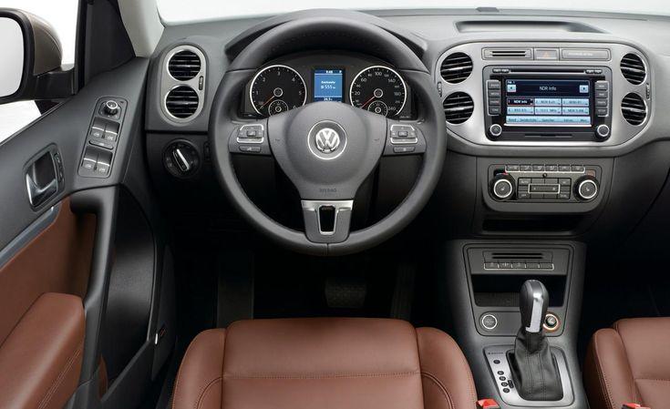2014 Volkswagen Tiguan 2014 Volkswagen Tiguan Interior – TopIsMag