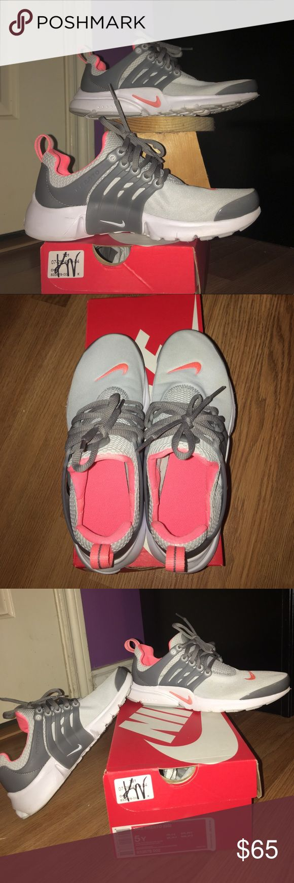 New Nike Presto Shoes Women Size 7 / Girls Size 5Y NEW 10/10 condition Nike Presto Shoes Size 7W / 5Y Nike Shoes Athletic Shoes