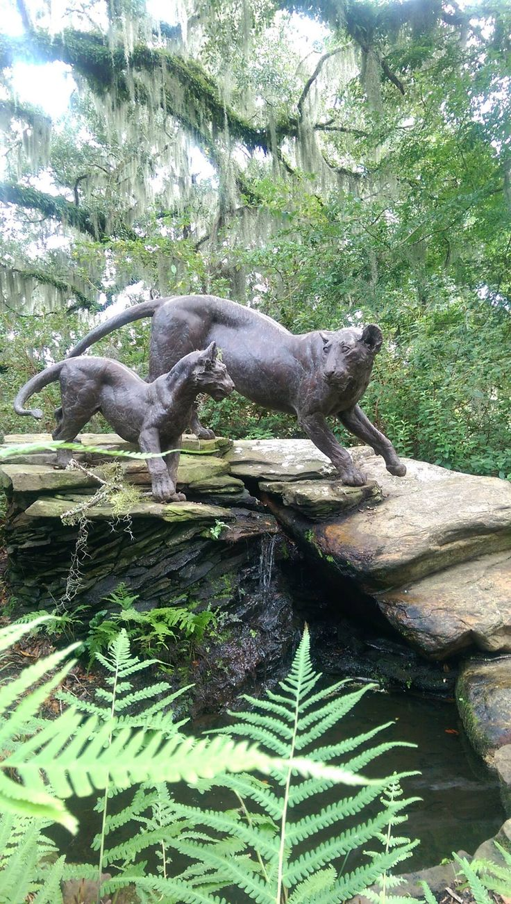 30 best Brookgreen Gardens Sculpture images on Pinterest | Garden ...
