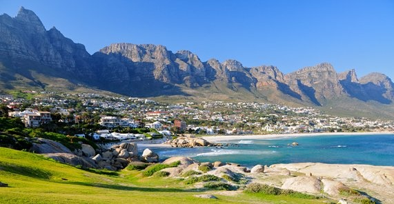 Camps Bay, Kapstaden