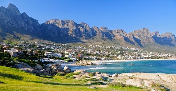 Camps Bay, Kapstaden