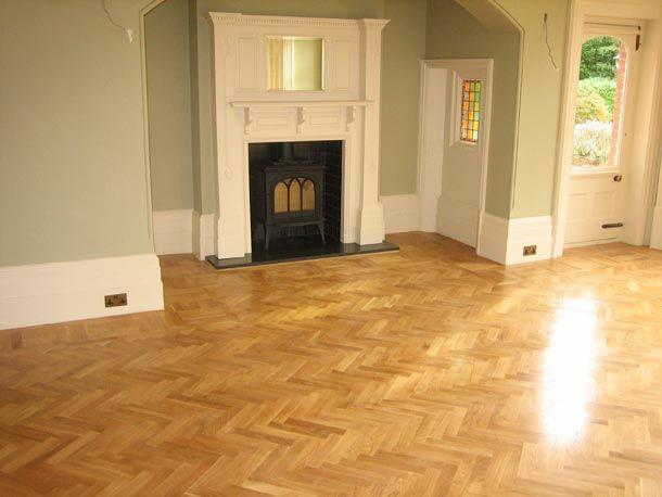 light gray wood floors | Fantastic Floor Presents: Old Grey White ...