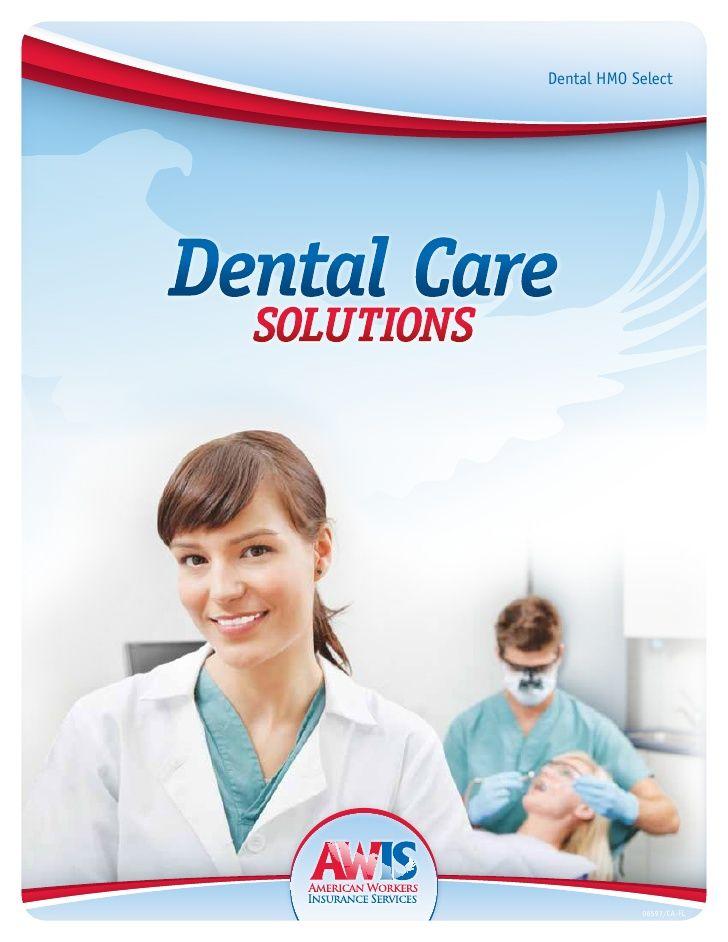Dental hmo selectdental care solutions 06597cafl