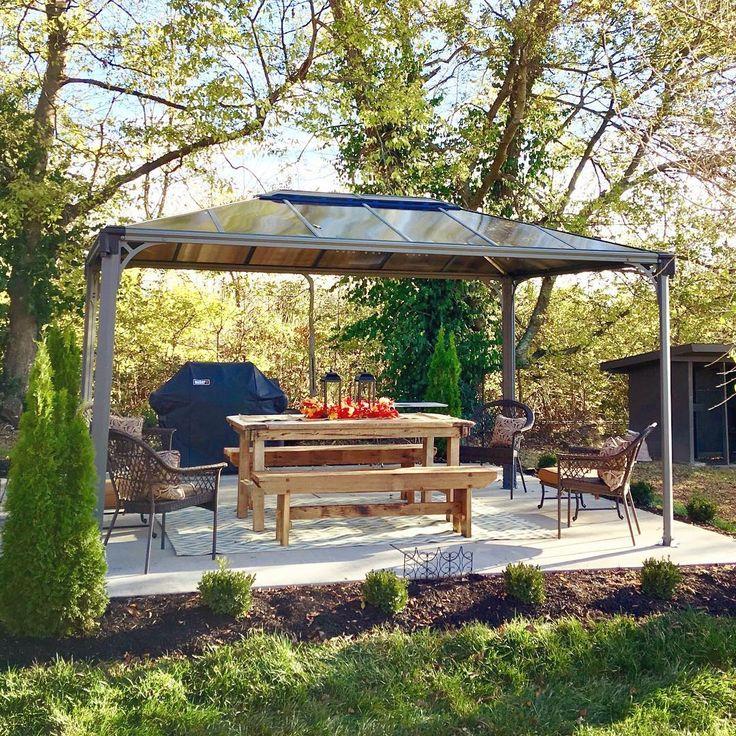 35 Best 34 Metall Gazebo Ideen, Um Ihren Hof Und Garten Mit Stil Zu  Verbessern Images On Pinterest | Style, Ideas And Garden