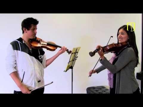 Clases de violín y violonchelo para principiantes #video #youtube #productividad #freelance #empleo