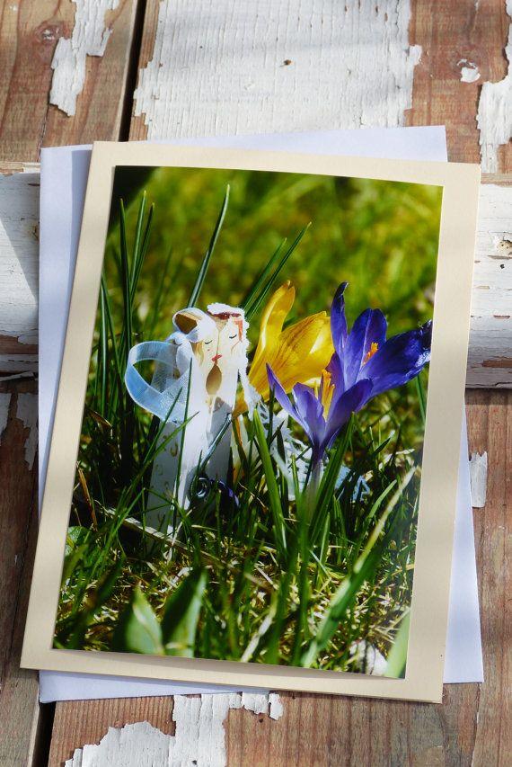 Hochzeitskarte lesbisches Glupperlpaar von andivaaugenglueck, €3.00
