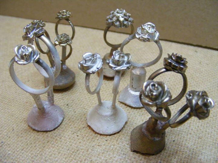 140 best Casting moulds and rings images on Pinterest
