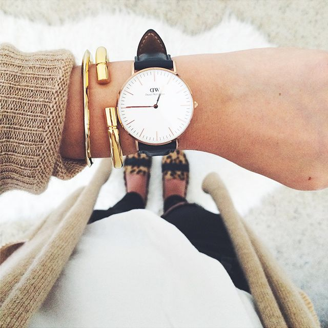 We love the minimalist styling of this Daniel Wellington watch! http://www.robertgoodmanjewelers.com/watches/