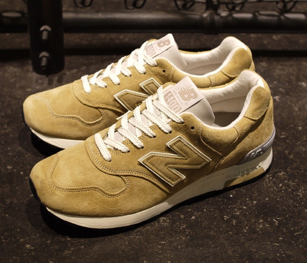 New Balance 1400 Made in USA-Beige