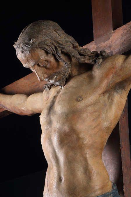 Antonio del Pollaiolo Crocifisso, 1470-1480 circa