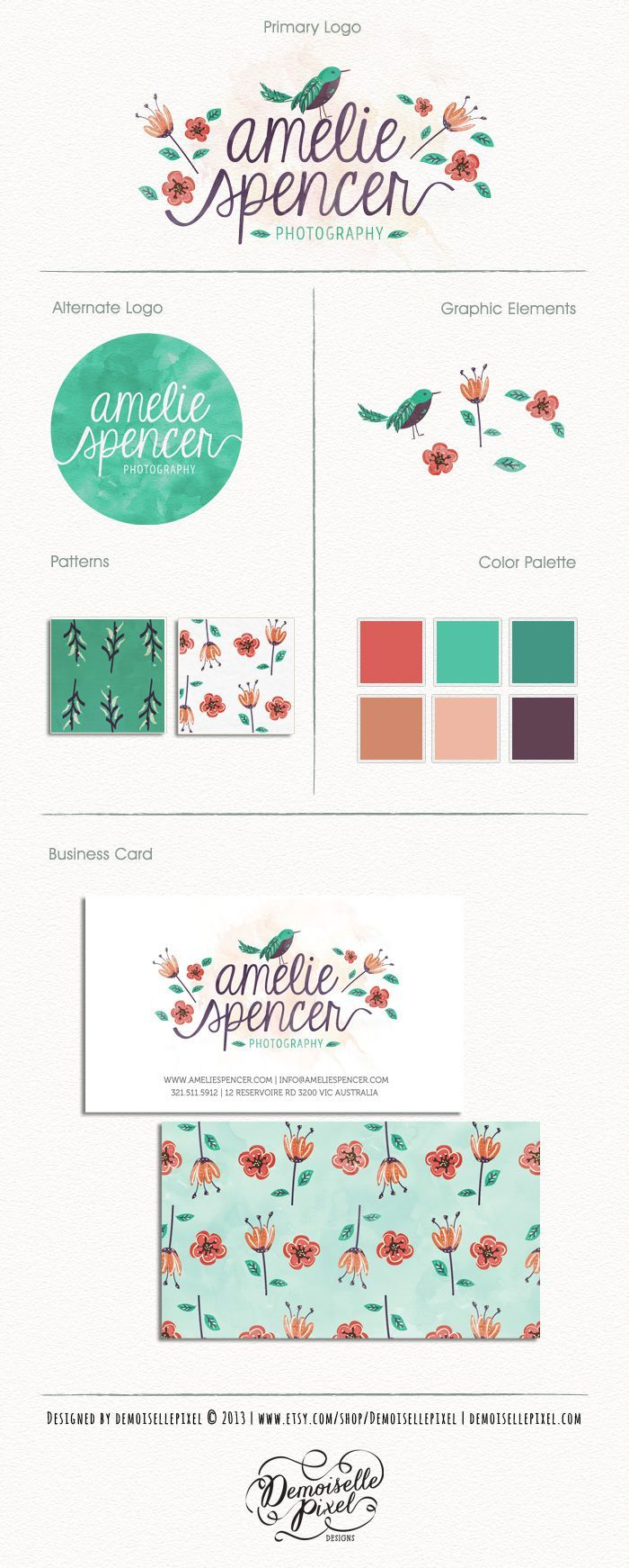 Identity Brand Package for a quick refresh