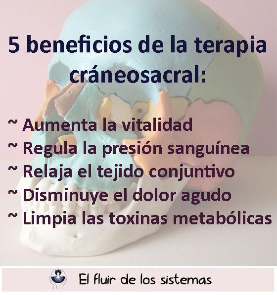 5 beneficios de la terapia cráneosacral