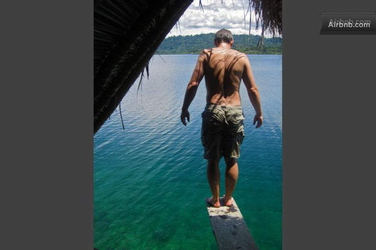 Magical reef cabin awaits you in Bocas del Toro District