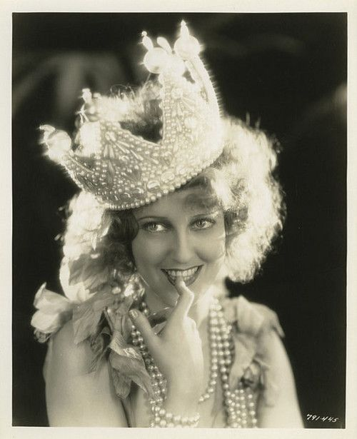 Jeanette MacDonald, promo for Let's Go Native (1930), photo by Eugene Robert Richee