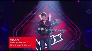 la voix 2014audition a l'aveugle quebec - YouTube Yoan Garneau-Gagnant 2014